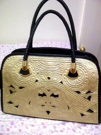 Alberto's Gold Bag (php2,975)