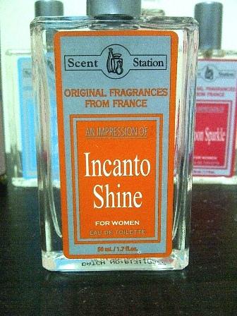 """Impression of Incanto Shine"" (php180)"